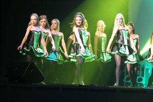 irish dance hen party
