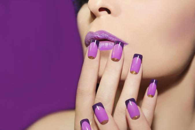 Nails makeover in Dublin