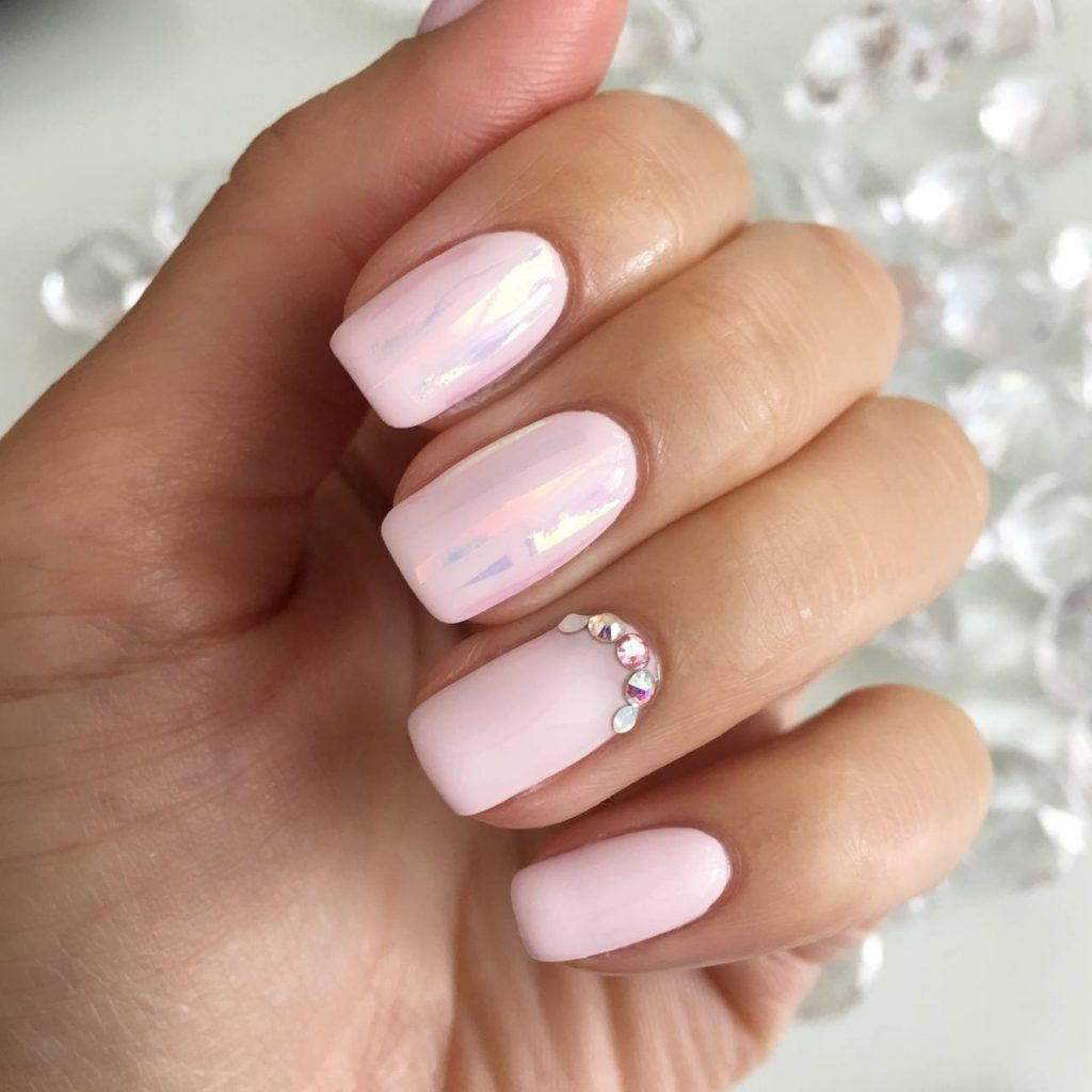 full gel manicure